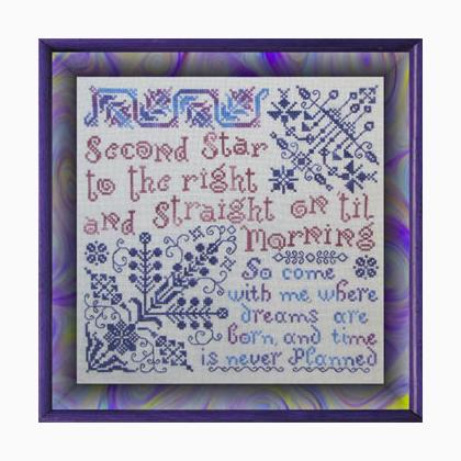 Second Star~Tempting Tangles