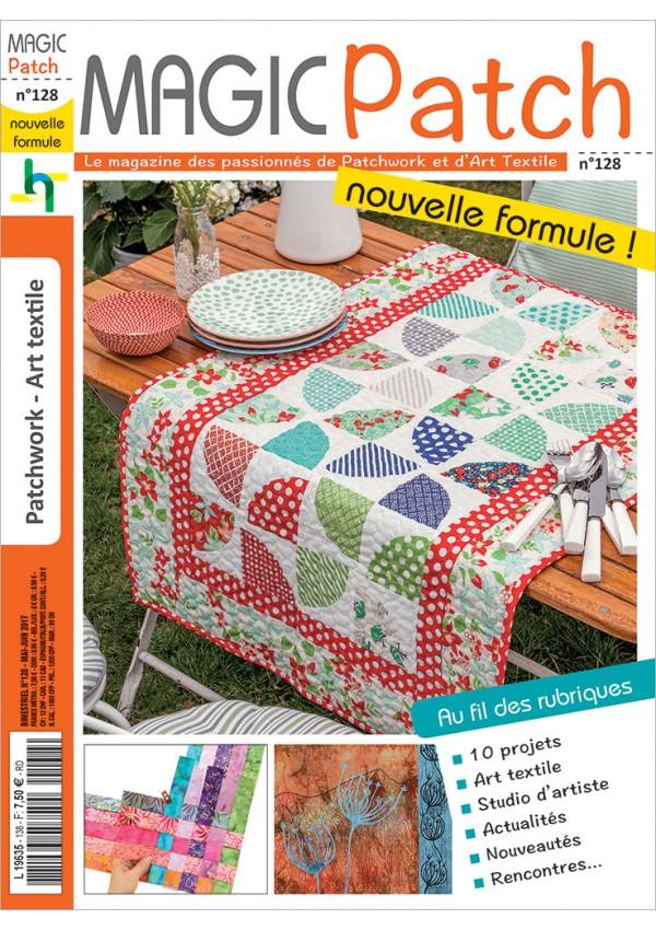 magic patch art textile from les dition de saxe books. Black Bedroom Furniture Sets. Home Design Ideas