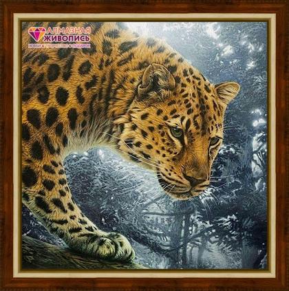 Jungle Hunter From Artibalta - Diamond Painting - Kits ...