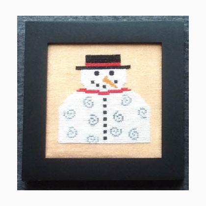 Home Decor January Snowman From Needle Bling Designs Cross Stitch Charts Cross Stitch