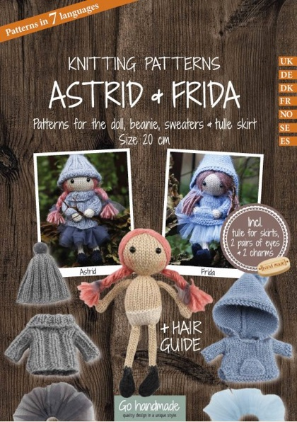 Astrid Frida Pattern And Accessories From Go Handmade Semi