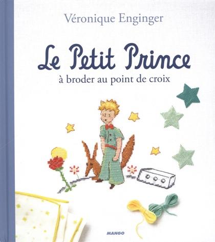 Le Petit Prince A Broder Au Point De Croix