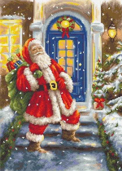 Needlepoint Kits Christmas
