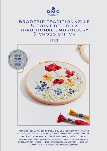 Broderie Point De Croix N 03 From Dmc Books And Magazines Books And Magazines Casa Cenina