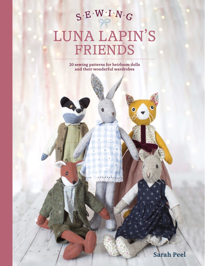 Sewing Luna Lapin S Friends From Search Press Books And