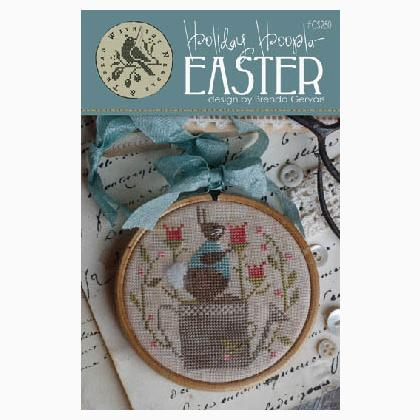 Holiday Hoopla From With thy Needle & Thread - Cross Stitch Charts - Cross Stitch Charts - Casa Cenina