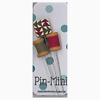 Quilty Mini Pins (Erica Michaels)