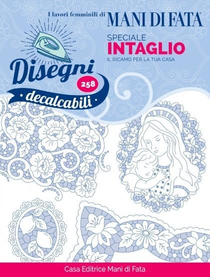 Tende Ad Intaglio Schemi.Disegni Decalcabili 258 Speciale Intaglio