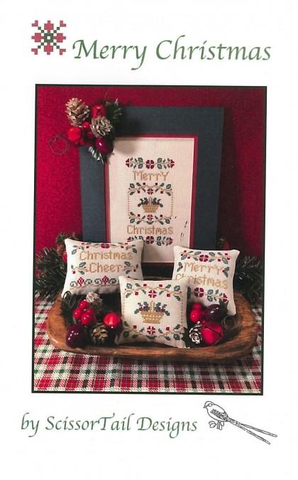 Merry Musings Cross Stitch Chart