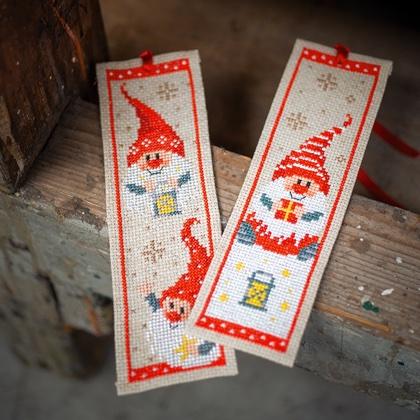 Cat #2 Bookmark Cross Stitch Bookmark.