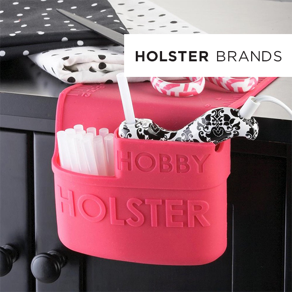 Holder for crafting and hobby items