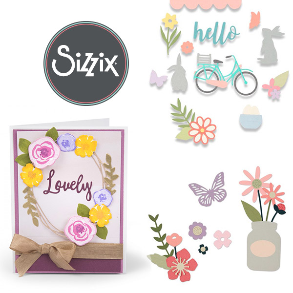 The latest news from Sizzix
