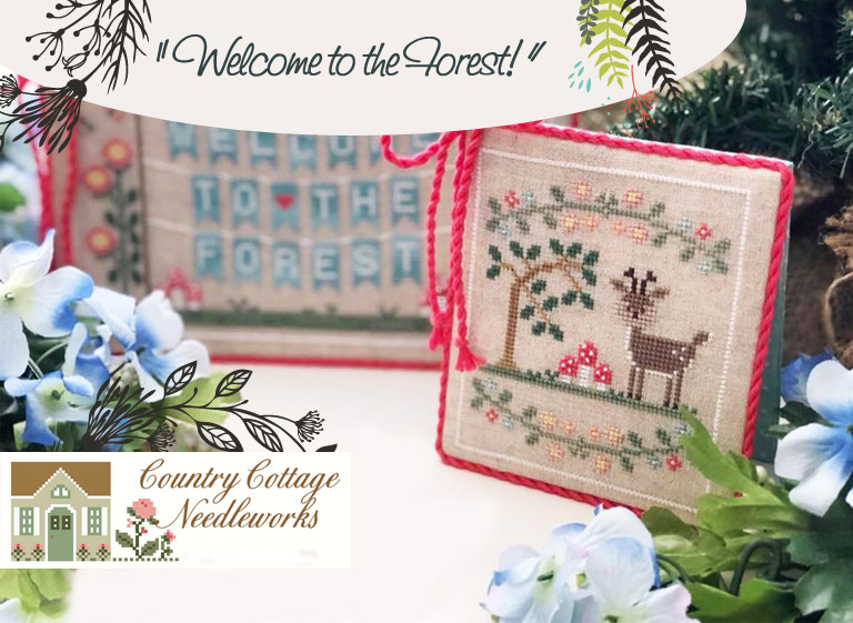 Seven months with Country Cottage Needleworks
