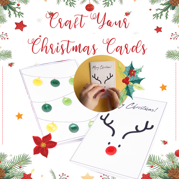 Craft Your Own Christmas Cards!