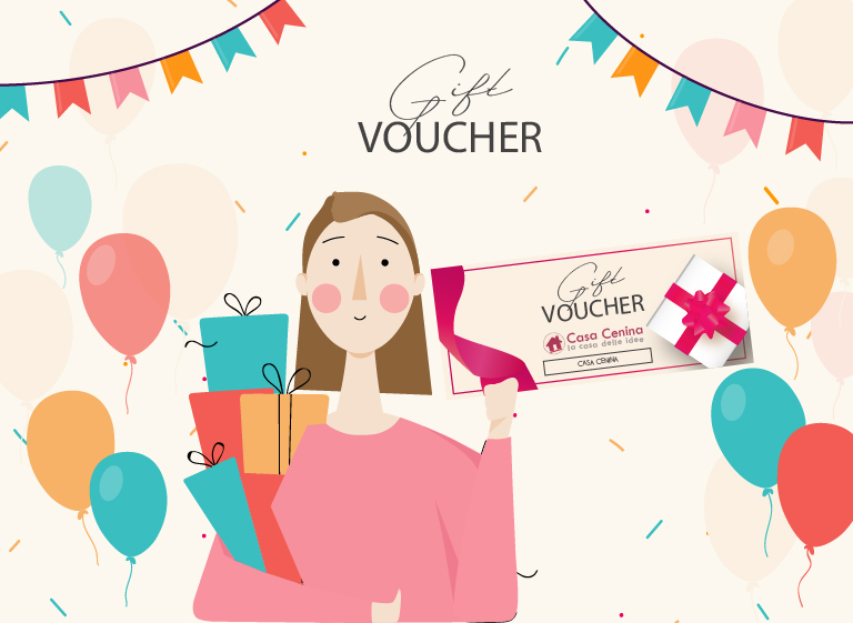 Voucher: your NO stress Christmas present.