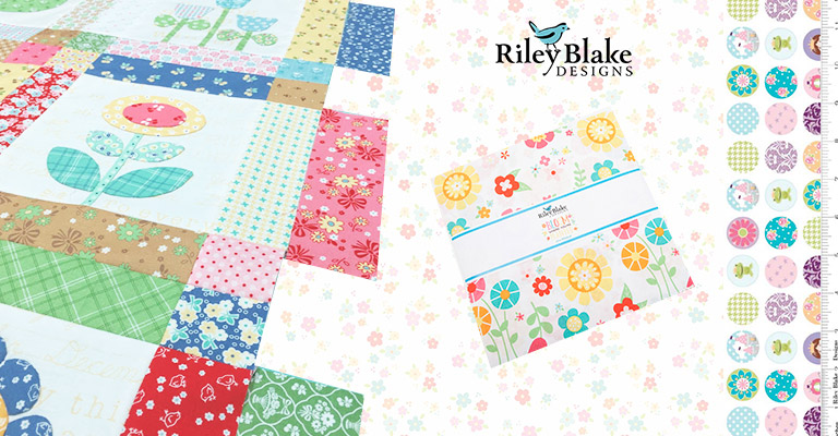Riley Blake: the new collection