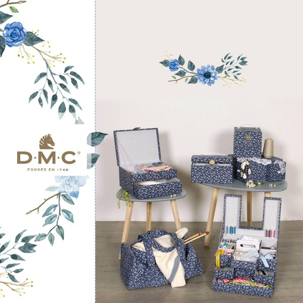 Needlework Boxes DMC