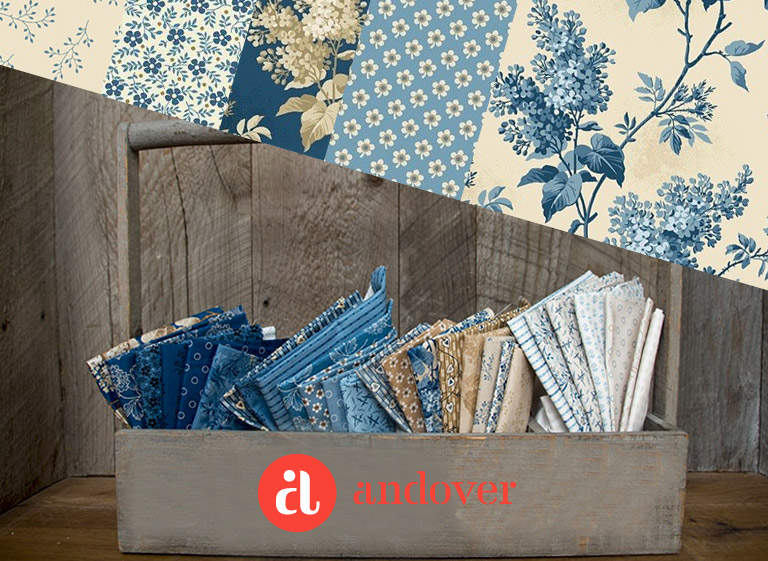 Latest news from Andover Fabrics
