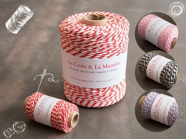 Baker's Twine Resistant and irresistible