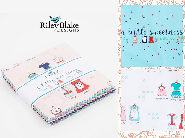 The brand new collections from Riley Blake