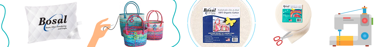 Bosal Foam & Interfacing